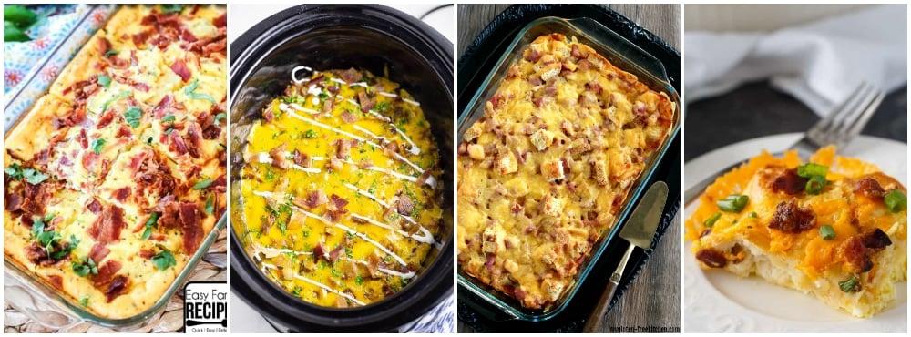 make ahead breakfast casserole with potatoes