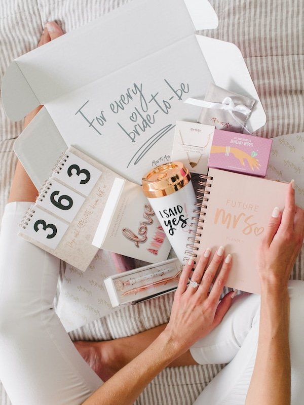 miss to mrs bride subscription gift box