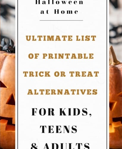 Ultimate List of 60+ Printable Trick or Treat Alternatives (Kids to Adults) 7