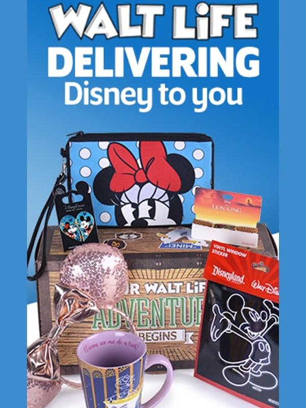 walt life Disney subscription box