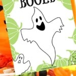 You've Been Booed Halloween Printable Treat Game 1