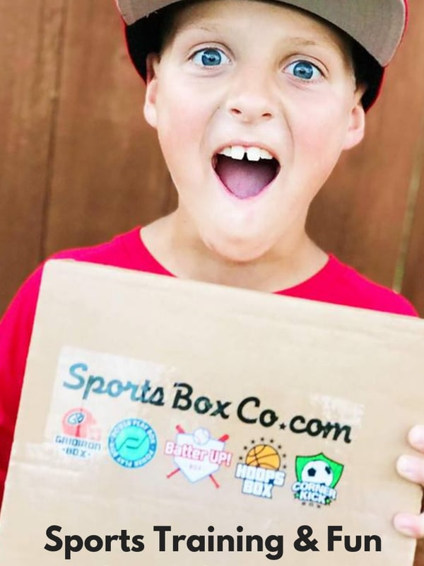 Kids sports subscription box