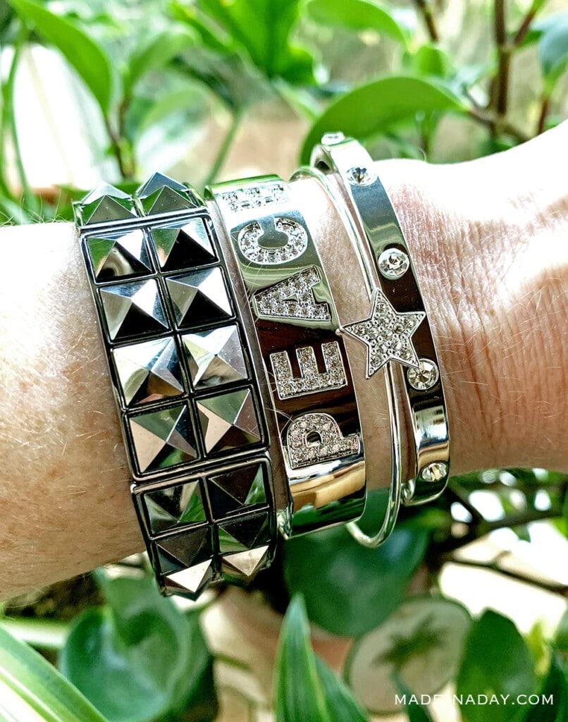 Viceroy Bracelet,  Shiloh Bracelet, Halsey Bracelet, Jewel Bracelet