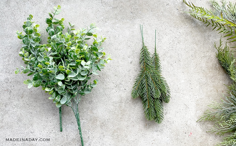 pick for wreath