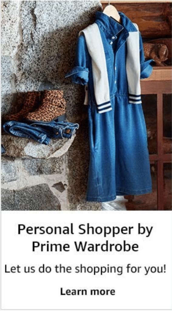 amazon clothing subscription box