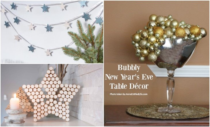 new years eve diy decor