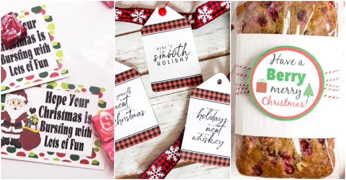 bread gift tags