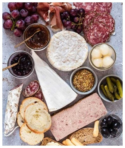what meats go on a charcuterie board