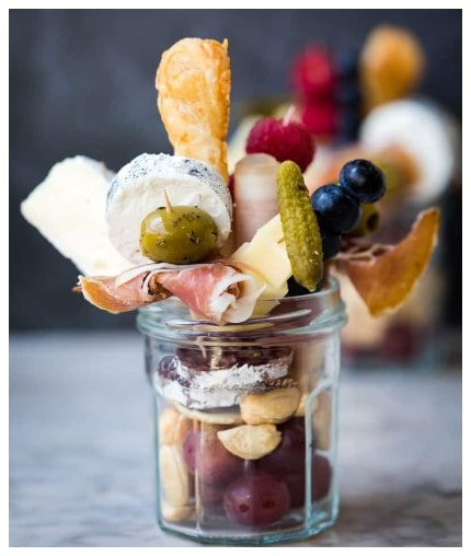 French Jarcuterie
