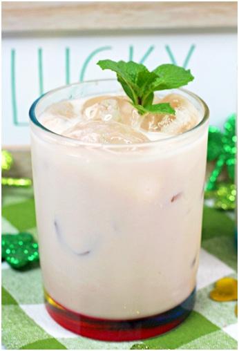 Jameson Irish Whisky Milk Cocktail