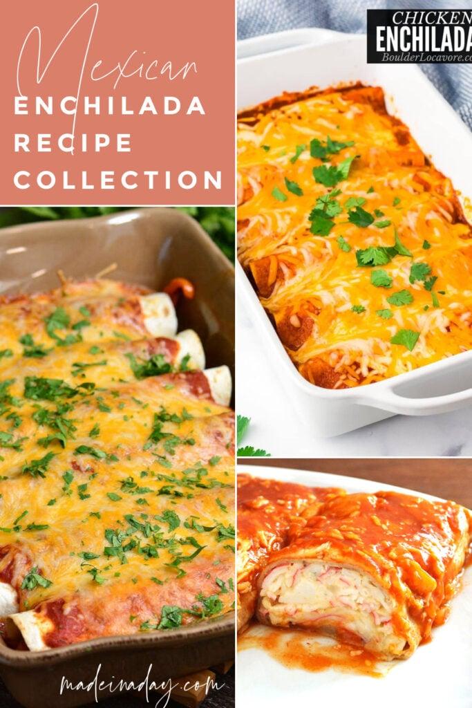 8 Easy Healthy Enchiladas Recipes