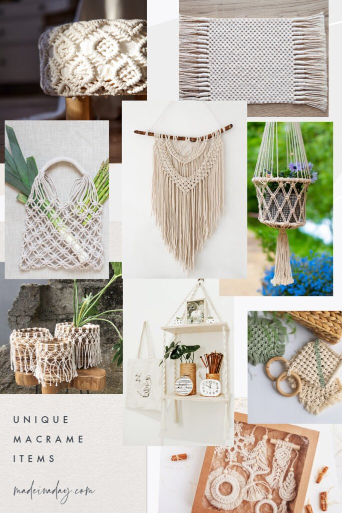 Macrame Home Decor for Every Style Pin