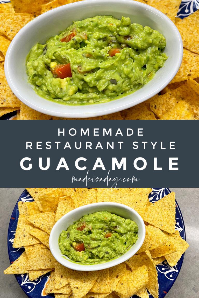 Our Best Kept Secret Guacamole Recipe   Super Easy