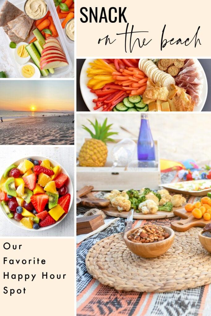 Beach picnic food ideas