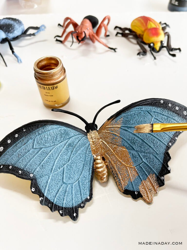 faux butterfly entomology